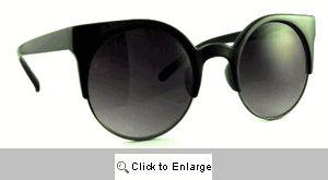 Vamp Retro Cat Eye Sunglasses - 509