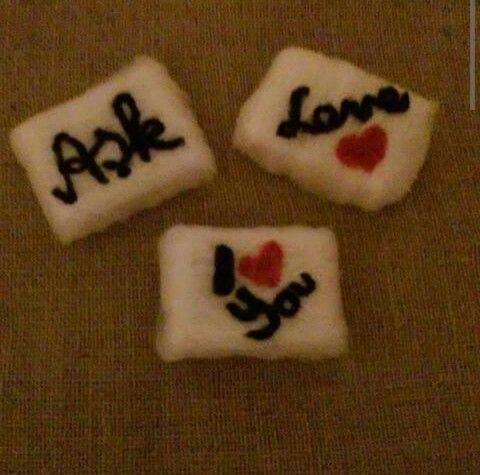 #felt soap #keçe sabun #love #aşk