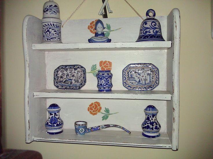 Piccole e graziose bacheche da parete in stile Shabby Chic