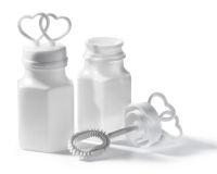 Detalles y regalos para bodas - burbujeros - burbujeros con tapa corazon