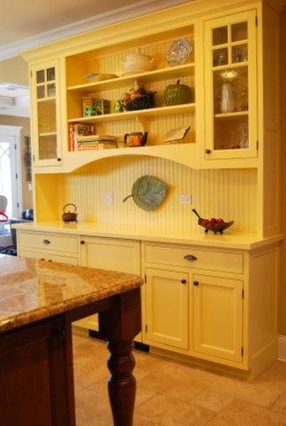 Fabulous kitchen cabinet by Amish Custom Kitchens