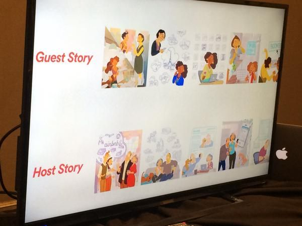 How Airbnb Used Storyboards to Understand the Customer Experience