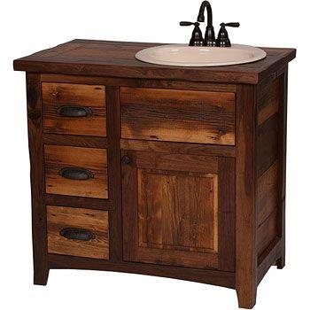 + best ideas about Rustic bathroom vanities on Pinterest  Small