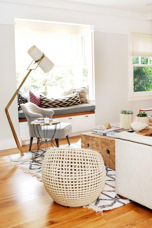 California Eclectic Living Room