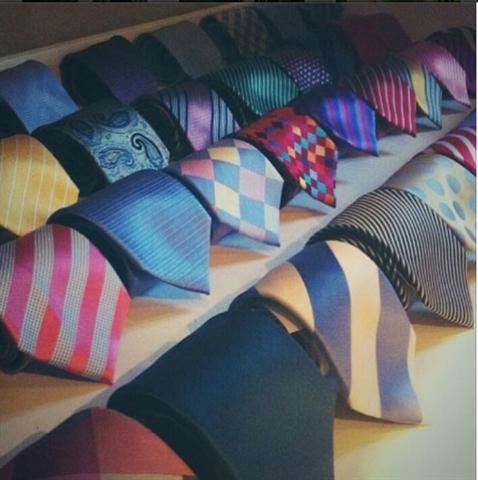 rooi rose Instagram - Fashionable ties | Dasse #fashion #ties #men #accessories