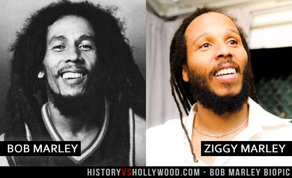 Bob Marley True Story Movie In The Works At Paramount With Son