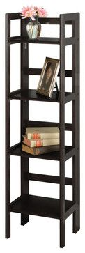 http://www.houzz.com/photos/6262465/4-tier-Foldable-Shelf-Narrow-contemporary-filing-cabinets