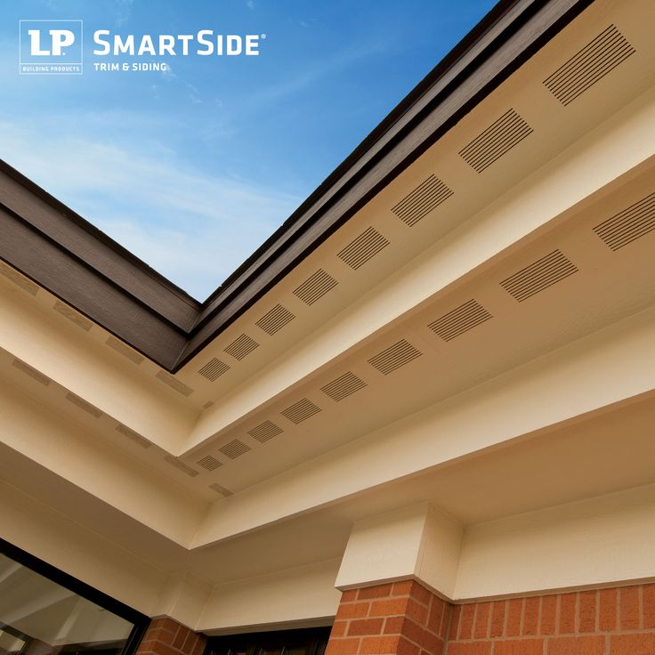1000 Images About Lp Smartside Trim Fascia And Soffit On