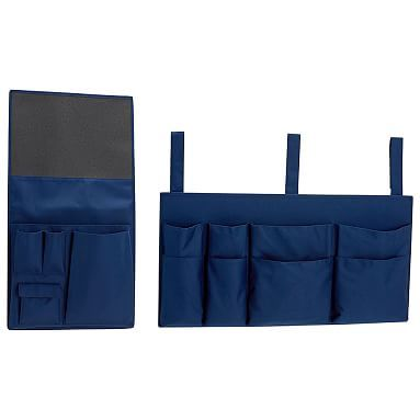 Ultimate Bedside Storage Set, BOM, Navy Solid
