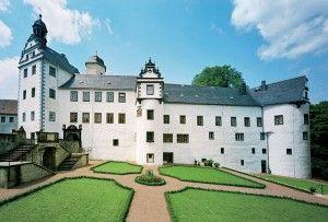 Schloss Lauenstein - Fotoquelle: Osterzgebirgsmuseum Schloss Lauenstein