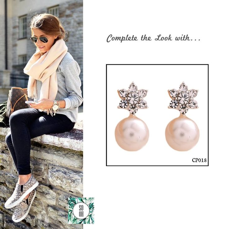 Ref: CP018 Medidas: 1.8 cm x 0.7 cm So Oh:4.99#sooh_store #onlinestore #brincos #earrings #fashion #shoponline #inspiration #styleinspiration #aw2016 #aw1617 #winter #style