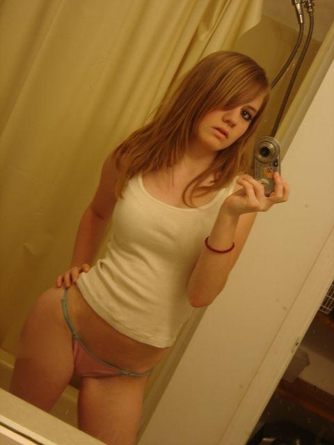 Hot Innocent Redhead