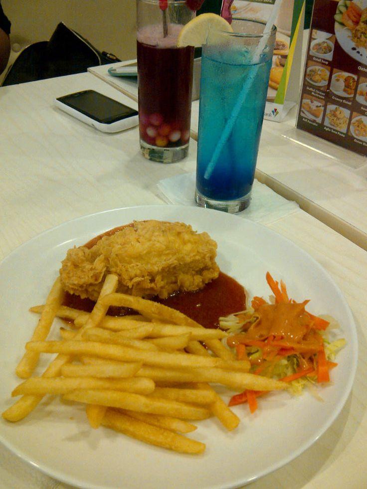 Chicken Condo | Mr Pancake, Lotte Mart, Bintaro, Indonesian