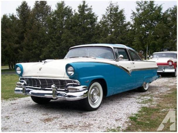1956 Ford Victoria | 1956 Ford Crown Victoria for Sale in Cornelius, North Carolina ...