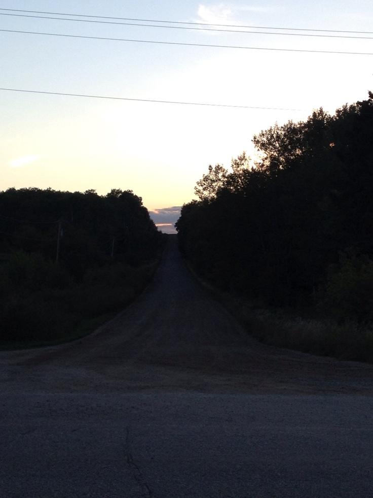 Rickety ol road #GILOVEMANITOBA
