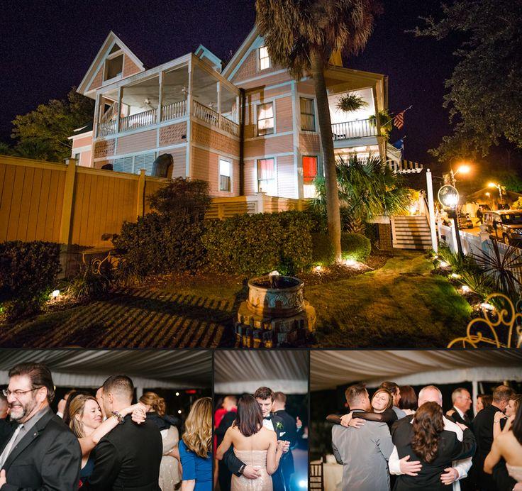 Brittney Matt Beaufort South Carolina Wedding Blake Crosby Photography The Inn Weddings Events