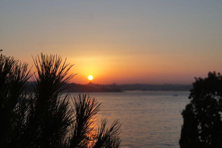 #Uskudar #Turkey #sundown #bosphorus #historicalpeninsula