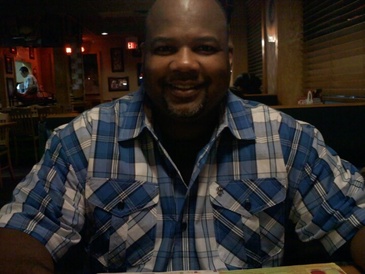 Bernard Antonio Brown III  R.I.P.  March 6 2012 at age 43 The love of my life,  my best friend