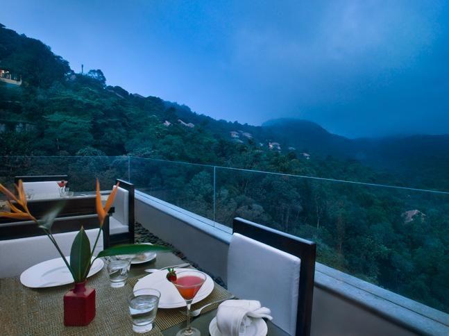 A heady mix of dining amongst the clouds at Vivanta by Taj- Madikari, Coorg