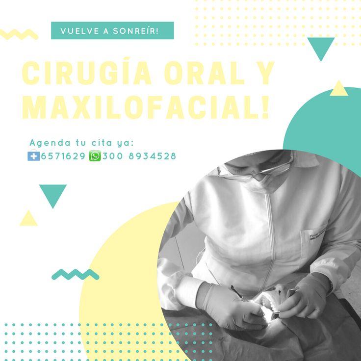 Especialistas en #cirugía #oral y #maxilofacial  Agenda tu #cita ya: ☎️ 6571629 📲 300 8934528 #implantesdentales #ortodoncia #diseñodesonrisa #bichectomia #dentalimplants #orthognathicsurgery #surgery #maxillofacialsurgery #orthodontics #smiledesign #smile #teethwhitening #teeth #oralrehabilitation #bichectomy #ninacontreras http://ninacontrerascmf.com/
