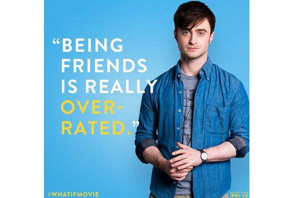 Daniel Radcliffe What If - Daniel Radcliffe New Movie
