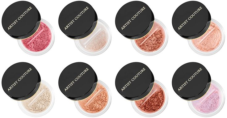 Artist Couture Diamond Glow Powders