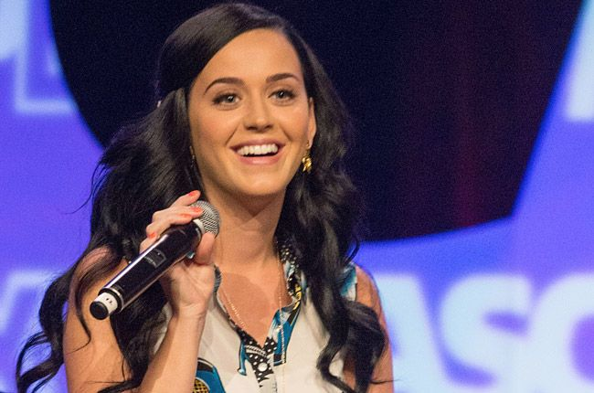 Katy Perry Is Halfway There on Third Album, Talks New Songs Like 'Double Rainbow'