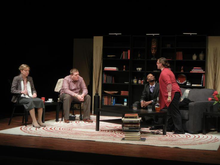 GOD OF CARNAGE, Feb. 20-Mar. 2. www.ius.edu/theatre