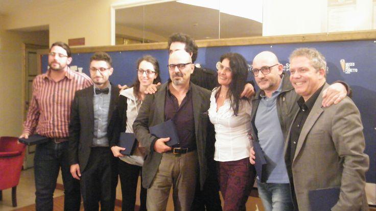 La seconda giornata delle Strade del Paesaggio apre all'insegna del Cosplay e chiude con il Premio Andrea Pazienza, ecco i vincitori in tutte le categorie