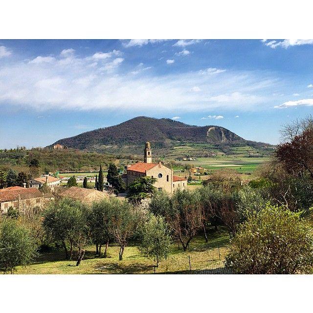 @elav5 Arquà Petrarca e Colli Euganei | Thermae Abano Montegrotto: una sinergia di natura, benessere e vita!