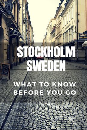 10 Things you should know before you visit Stockholm, Sweden #stockholm #sweden #stockholmsweden #stockholmguide #stockholmtravel #travel