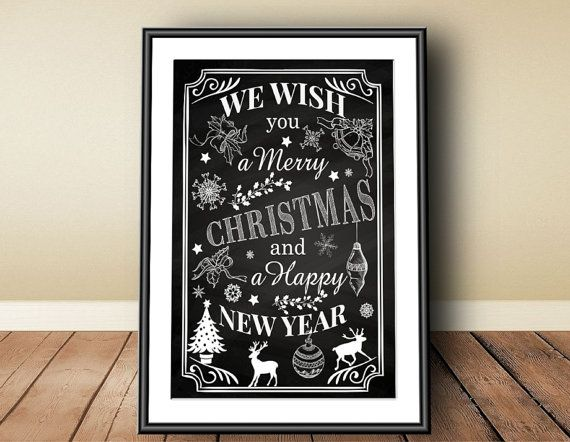 Merry Christmas! by livingavntglife on Etsy