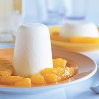 Recept - Luchtige sinaasappelpuddinkjes - Allerhande