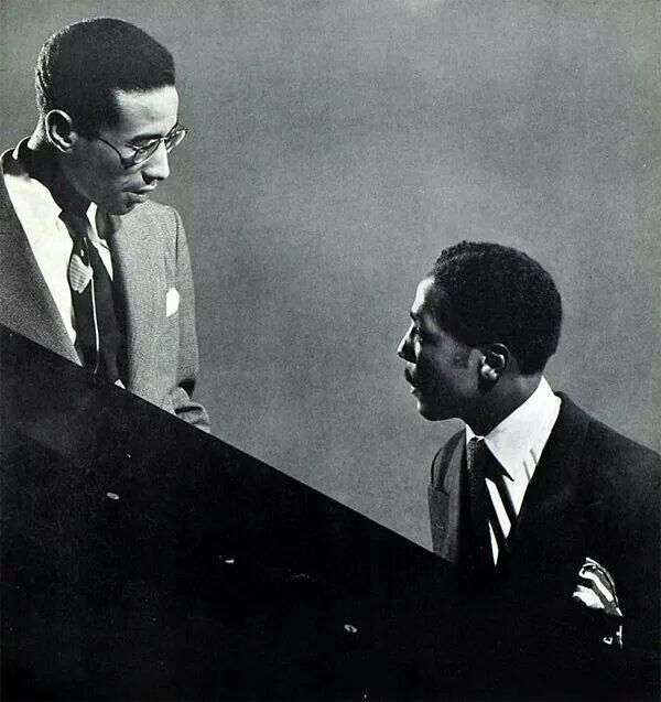 Max Roach and Bud Powell