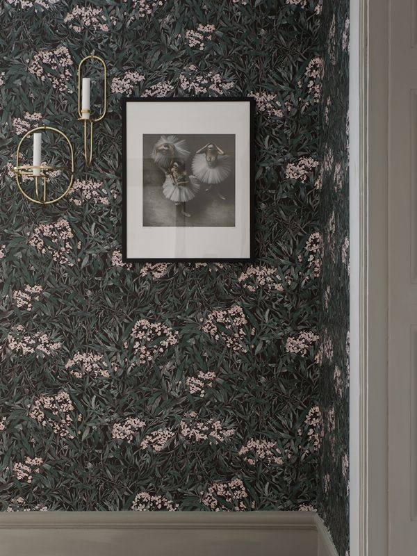 Sandberg Wallpaper Malin - lovely pattern