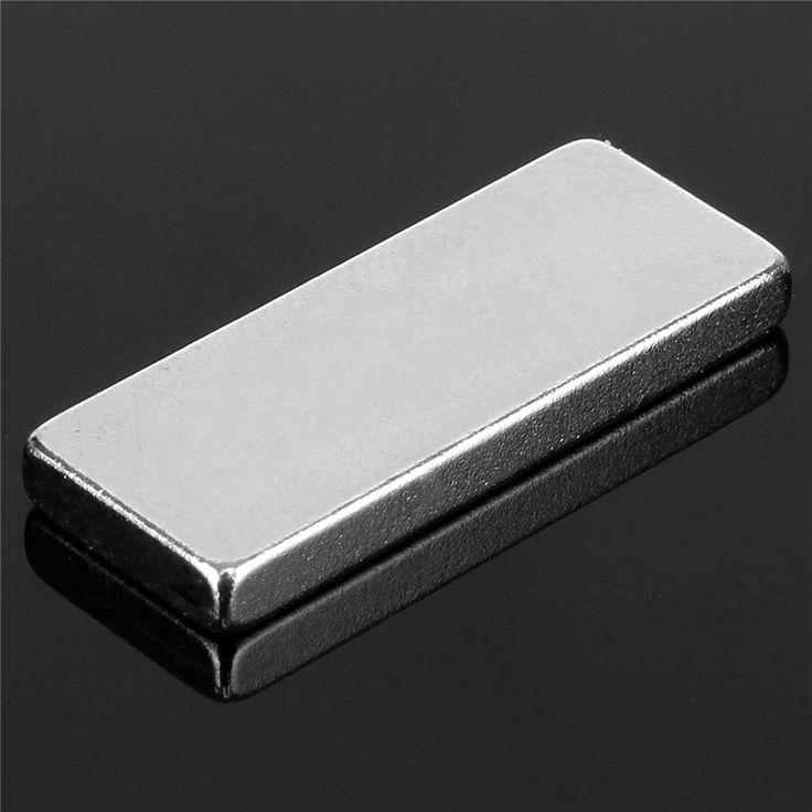 10 stücke 25x10x3mm N52 Block Magnete Rare Earth neodym Permanentmagnet Rechteckigen 25mm x 10mm x 3mm Platz Magnet