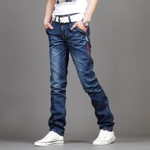 New Casual Men's Jeans Slim fit Men Pant Personality pockets Fashion Jeans Men Straight Plus Size 28~36/38 hombre pantalones     Tag a friend who would love this!     FREE Shipping Worldwide     #Style #Fashion #Clothing    Get it here ---> http://www.alifashionmarket.com/products/new-casual-mens-jeans-slim-fit-men-pant-personality-pockets-fashion-jeans-men-straight-plus-size-283638-hombre-pantalones/