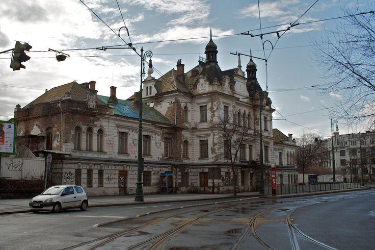 Nádraží Praha Vyšehrad