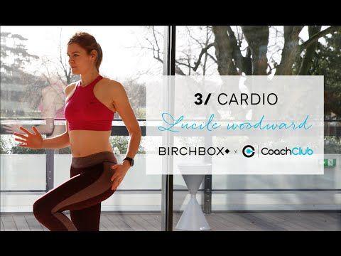 Nouveau départ : session cardio avec Lucile Woodward - YouTube