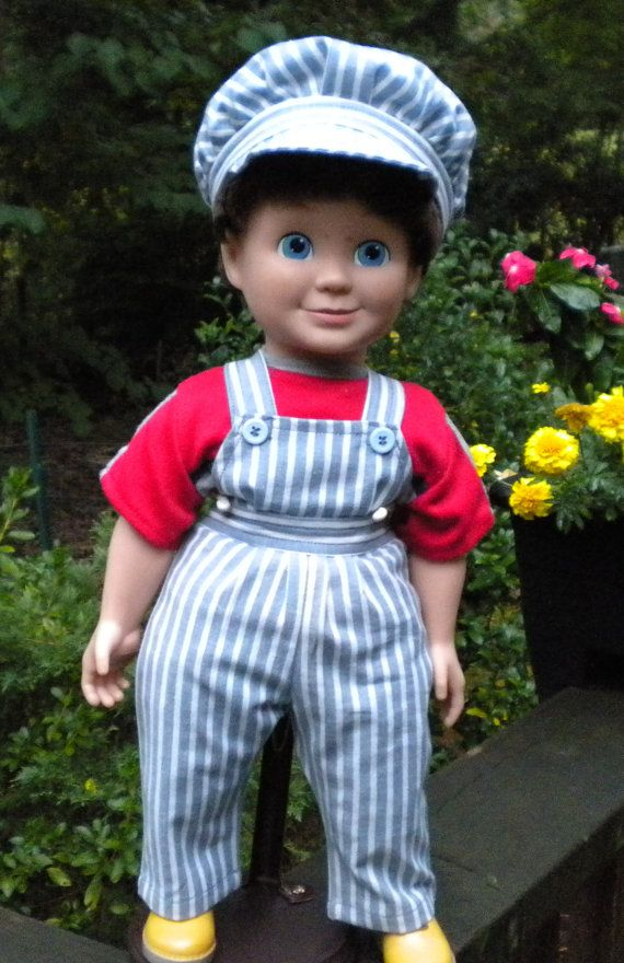 Reserved Conductor Set for Little Tyke Doll