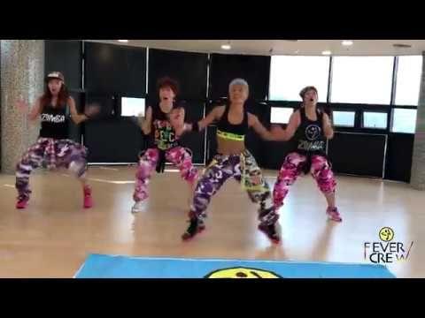 ZUMBA   I LUV IT - 싸이 PSY   DANCE BY MELLISA   FEVER CREW   kpop 줌바 - YouTube