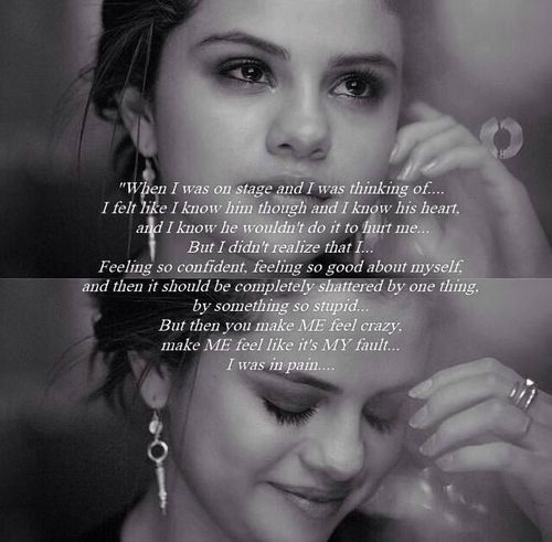 Selena Gomez The Heart Wants What It Wants: