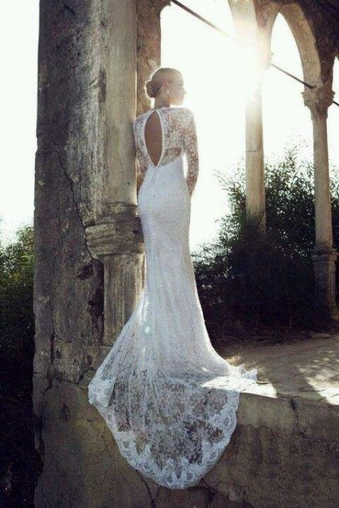 Vera Wang wedding gown x
