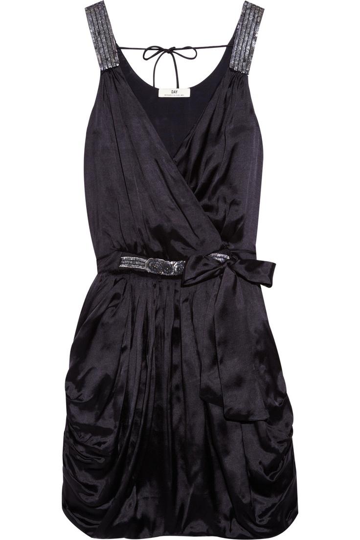 Day Birger Et Mikkelsen satin dress $280