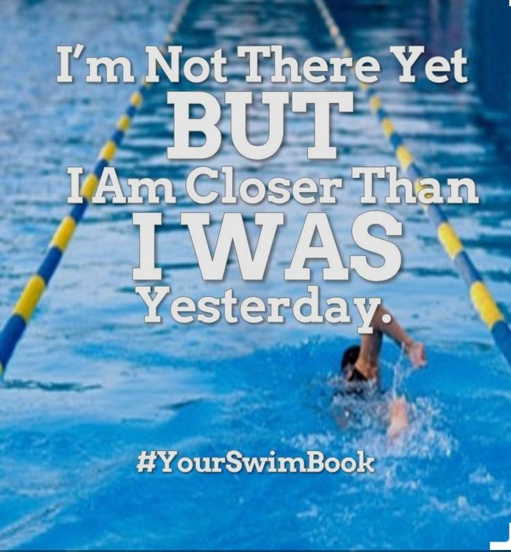 Quotes For Motivation And Inspiration QUOTATION   Image : As The Quote Says    Description Swimming Motivational Quotes