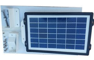 High End Commercial Solar Security Light - Wholesale
