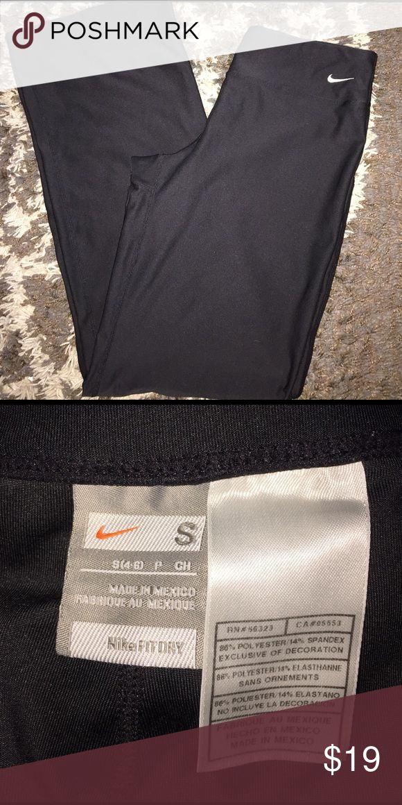 Nike FIT DRY pants Nike FIT DRY in great condition, no sign of wear. Size: S 4-6 Nike Pants Track Pants & Joggers