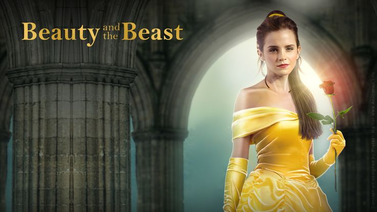 Emma Watson as BELLE & Dan Stevens as Beast in Disney's Beauty and the Beast 2016 live action film.   Concept art designed by Prateek Mathur http://www.imdb.com/name/nm5723699  ***Watch the Making of BELLE poster https://vimeo.com/119474793  #emma #watson #emmawatson #belle #beauty #beast #beautyandthebeast #disney #valentinesday #valentines #rose #redrose #cute #sweet #dress #Dan #Stevens #DanStevens