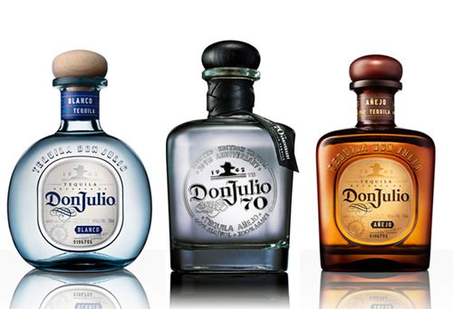 Each bottle is made from the same handpicked, 100% pure, blue Weber agave plants from the highlands of Jalisco—one of the country's most fertile agave-growing regions. Here each agave plant is allowed to grow seven to ten years before it is harvested, resulting in the mellow, fully developed agave flavor Tequila Don Julio is known for. It is this attention to quality, craftsmanship and tradition that sets Tequila Don Julio apart from other tequilas and makes it the world's finest luxury…