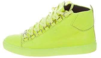 Balenciaga Arena High-Top Sneaker #balenciaga Arena High-Top Sneakers